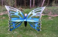 garten-bank-Butterfly